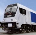 Магистральный дизель-гидравлический локомотив Voith Maxima (Видео...)