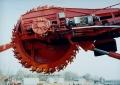Гидромуфта в приводе колеса роторного экскаватора